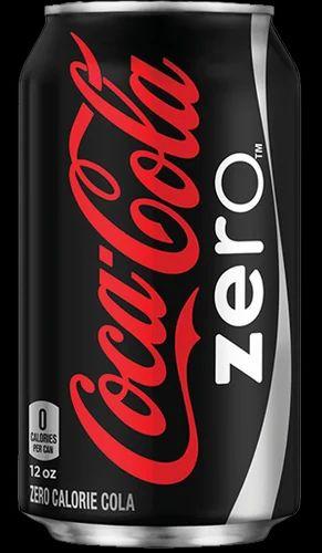 Coca Cola Zero 330ml Cold Drink