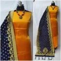 Heavy Banarasi Jacquard Suits