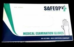 Latex Non-Sterile Examination Gloves for Hospital