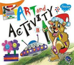 Art and Activity B Book
