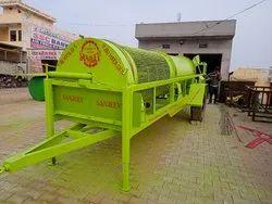 Carrot Washer Machine