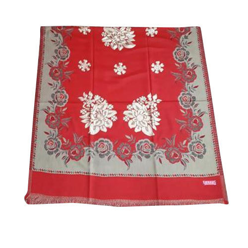 46919c4b45 Red R K Shawls Store Ladies Embroidered Woolen Shawl, Rs 450 /piece ...