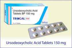 TROGAL -150/300 (Ursodesoxycolic Acid Tablets 150 / 300 mg)