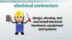 Regular Electrical Contractor, in Pan India