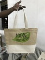 Jute and Canvas Promotional Bag