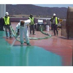 Basement Industrial Waterproofing Services, in Gujarat, Polyurethane