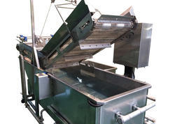 Vegetable Continuous Washer Machine