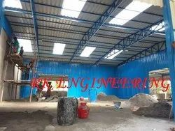 Factory Shed Roofing Works