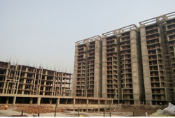 Construction Of 4 BHK Apartment