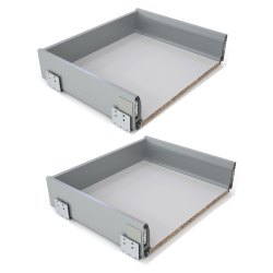 203mm White Colour SDS Box Slim Series
