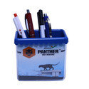 Panther Rectangle Pen Holder