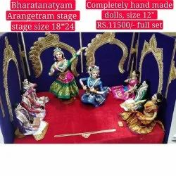 Dance Arangetram Golu Doll Set