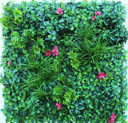 Vertical Artificial Grass Decoration Services