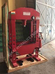 Hand Operating Hydraulic Press 40 Ton