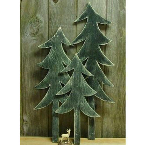 Wooden Christmas Trees.Wooden Christmas Tree