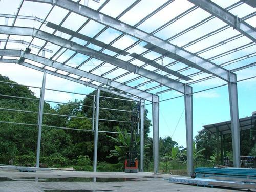Modular Peb Steel Structure Shed Rs 265 Square Feet Sri