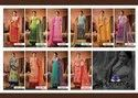 Designer Cambric Print Salwar Suits