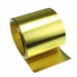 Golden Brass Coil, For Industrial, Size: 0.85 To 3.00 Mm