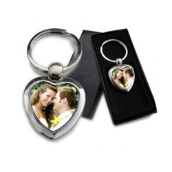 Heart Shape Key Ring