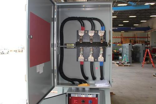 Three Phase Service Panel For Industrial Rs 12000 Unit