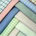 Cotton Pv Shirting Fabric, For Clothing, Gsm: 150-200 Gsm