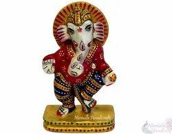 Metal Dancing Ganesh