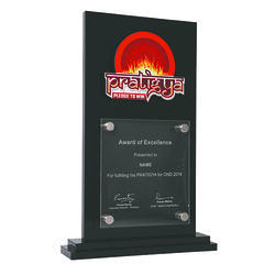 Rectangle Corporate Award Height : Upto 8 Inch