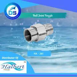 Fountain Ball Joint Nozzle - HA-261