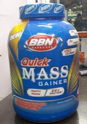 BBN Quick Mass Gainer