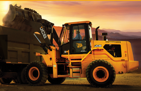 JCB 432zx Plus Wheeled Loader - View Specifications & Details of Jcb
