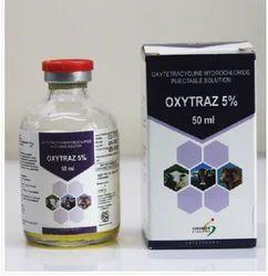Oxytraz 5% (Oxytetracycline 50 mg/ml)