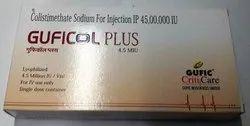 Guficol Plus 4.5MIU Injection