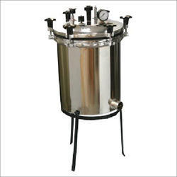 Portable Laboratory Autoclaves