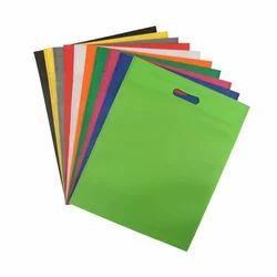 Non Woven D Cut Bag, Capacity: 5-10 kg