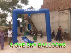 Arch Gate Promotional Balloons