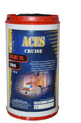 M.G Engine Oil 15 W 40 CI 4 Cruise