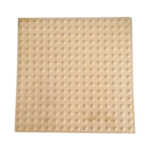 Acc Yellow Floor Tile Thickness 25 Mm Rs 27 Piece Id