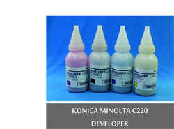 Konika Minolta C220 Developer