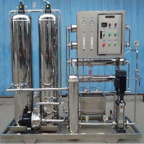 Water Treatment Plant - Industrial RO System Manufacturer