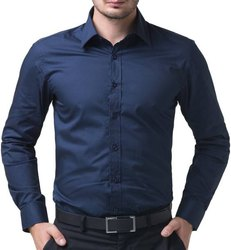 Plain Formal Cotton Shirts