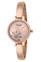 Stainless Steel Ladies Party Wear Watches