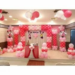 Birthday Party, Engagement Etc. Balloon Decoration Service., In Local