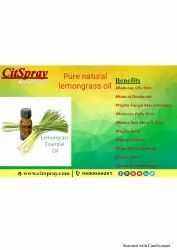 Pure Natural Lemongrass Oil