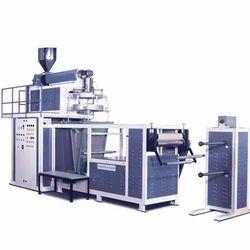 PP TQ (Polypropylene) Blown Film Extrusion Machine