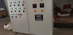 Three Phase Mild Steel Poultry House Control Panel, Automation Grade: Semi-Automatic, 5-10 Kw