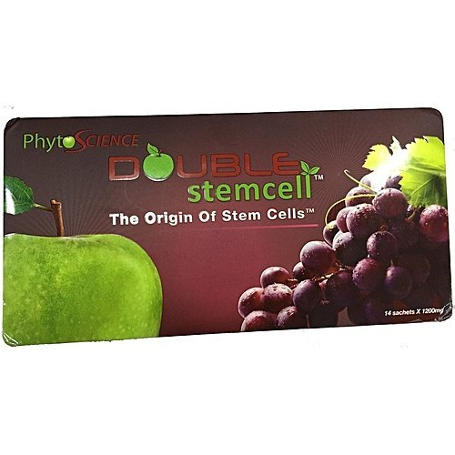 Herbal Product Phytoscience Double Stemcell Powder 14 Sachet In
