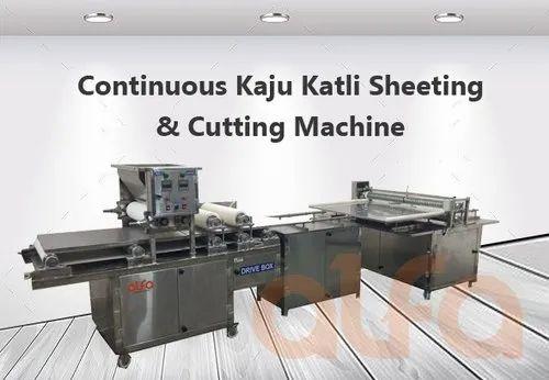 Automatic Kaju Katli Making Machines