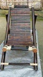 Bamboo Folding Aram Chair