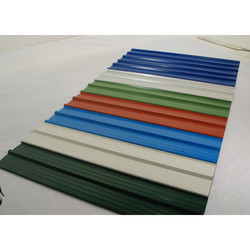 Color Roofing Steel Sheets