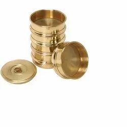 Brass Frame sieve